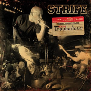 STRIFE - Live at Troubadour