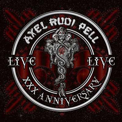 AXEL RUDI PELL - XXX anniversary live