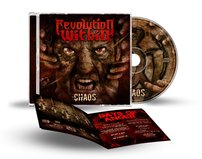 REVOLUTION WITHIN - Chaos