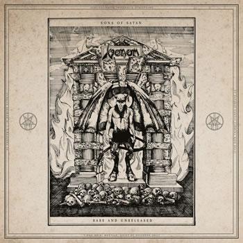 VENOM - Sons of satan