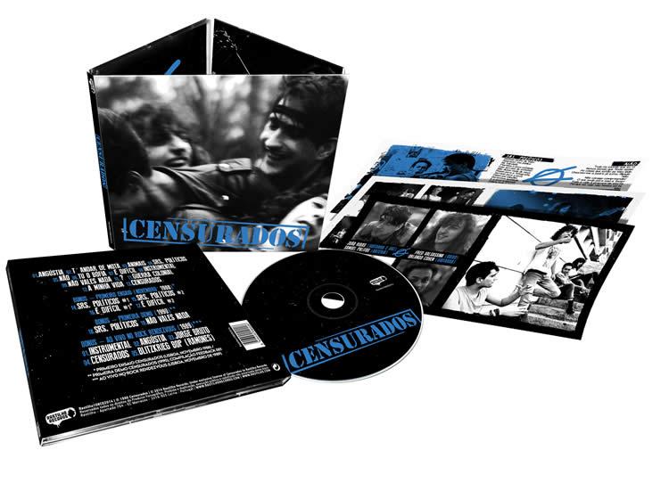 CENSURADOS  - Censurados (CD)
