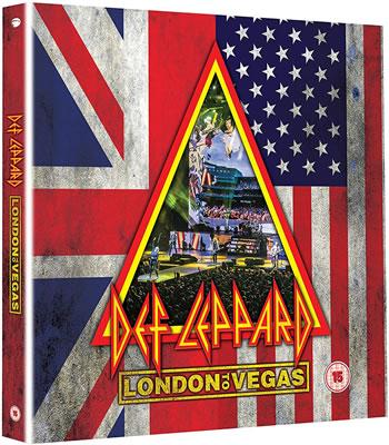 DEF LEPPARD - London To Vegas (DVD)