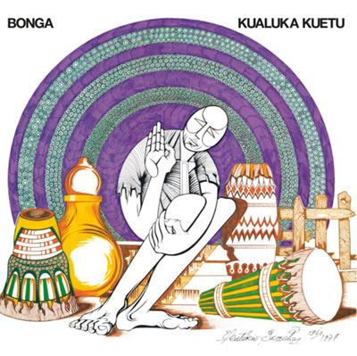 BONGA - Kualuka Kuetu