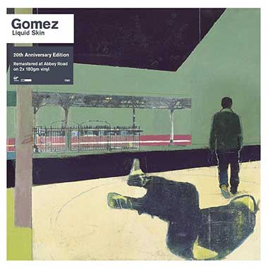 GOMEZ - Liquid Skin 20th Anniversary Edition