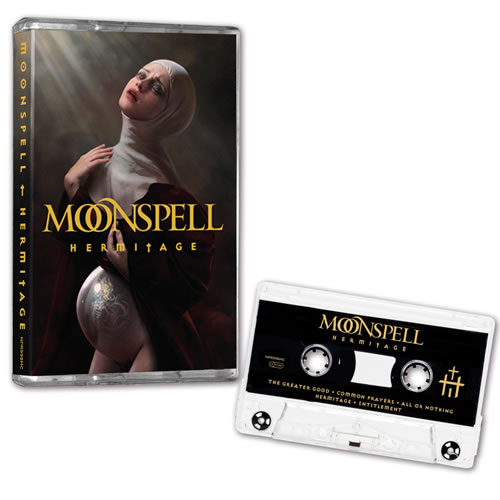 MOONSPELL - Hermitage (MC)
