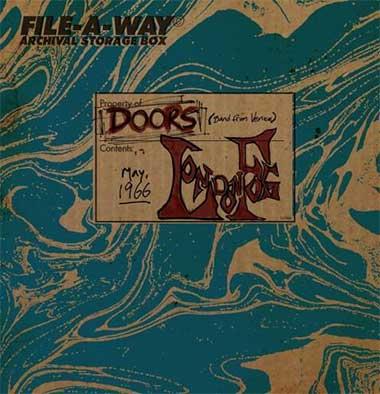 DOORS (The) - London Fog 1966