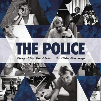 POLICE (The) - Every Move You Make: The Studio Recordings