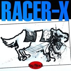 BIG BLACK - Racer X