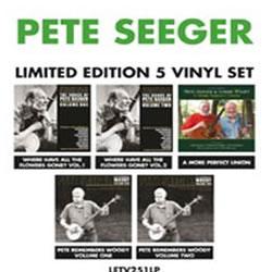 PETE SEEGER - Vinyl Box Set