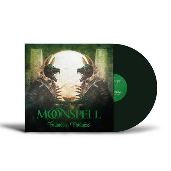 MOONSPELL - Full Moon Madness (EP)