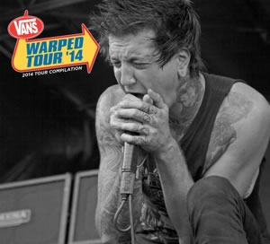 Warped 2014 Tour Compilation