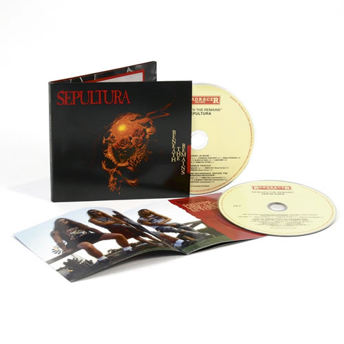 SEPULTURA - Beneath the remains (Deluxe)