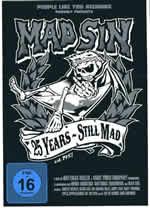 MAD SIN - 25 Years - Still Mad