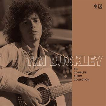 TIM BUCKLEY - The Album Collection: 1966 - 1972