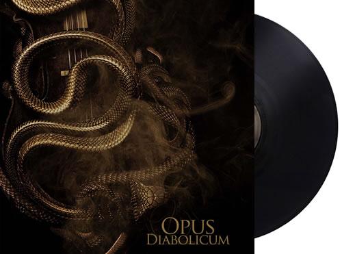 MOONSPELL - Opus Diabolicum (Black Vinyl)