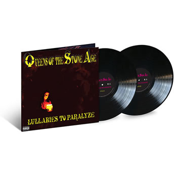 QUEENS OF THE STONE AGE - Lullabies To Paralyze: Deluxe Reissue