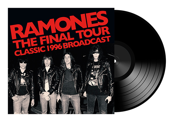 RAMONES (The) - The Final Tour