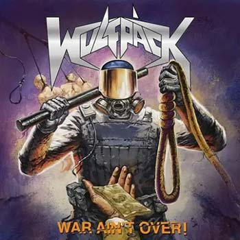 WULFPACK - War ain´t over