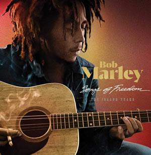 BOB MARLEY & THE WAILERS - Songs Of Freedom: The Island Years