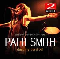 PATTI SMITH - Dancing Barefoot - Radiobroadcast
