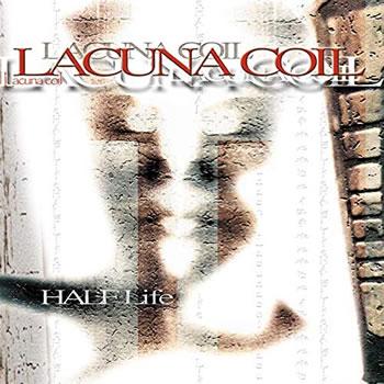 LACUNA COIL - Halflife EP