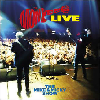THE MONKEES - The Monkees Live