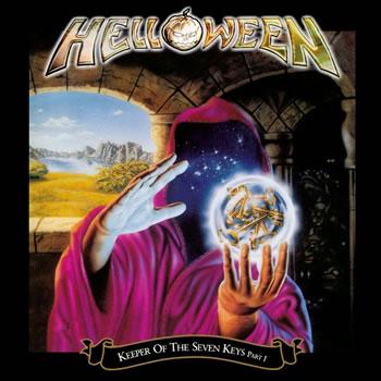 HELLOWEEN - Keeper of the seven keys Vol. 1