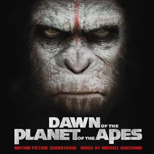 V/A COMPILATION INT - Dawn Of The Planet of The Apes