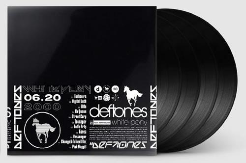 DEFTONES - White Pony (20th Anniversary Edition)