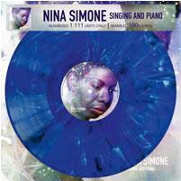 NINA SIMONE - Singing and Piano