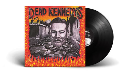 DEAD KENNEDYS - Give Me Convenience or Give Me Death