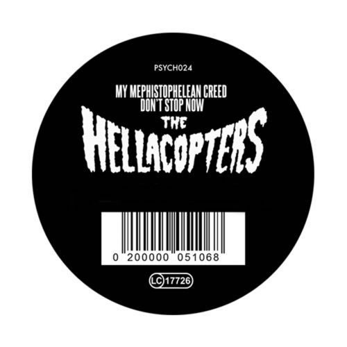HELLACOPTERS - My Mephistophelean Creed | Don't Stop Now