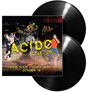 AC/DC - Live 79 - towson state college, maryland october 7