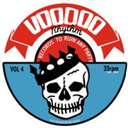 V/A COMPILATION INT - Voodoo Rhythm Compilation Vol.4