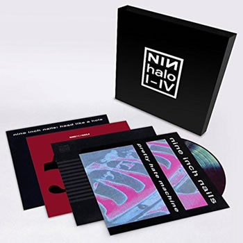 NINE INCH NAILS - Halo I-IV