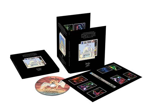 LED ZEPPELIN - The songs remains the same