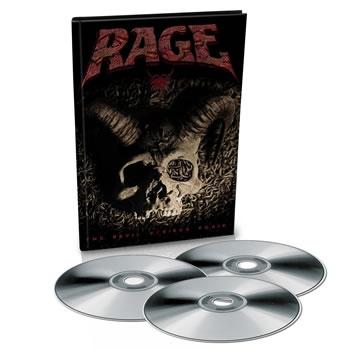 RAGE - The devil strikes again (Deluxe)