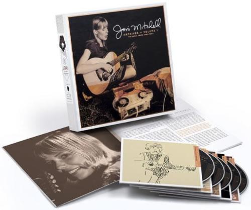 JONI MITCHELL - Joni Mitchell Archives - Vol. 1