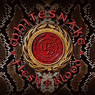 Flesh & blood CD+DVD