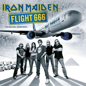 IRON MAIDEN - Flight 666 - The original soundtrack