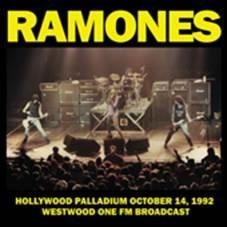 RAMONES (The) - Live at the Hollywood Palladium, 1992