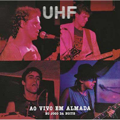 UHF - Ao Vivo em Almada