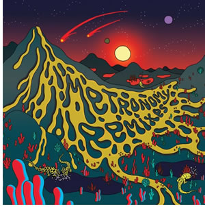 Metronomy Forever Remixes