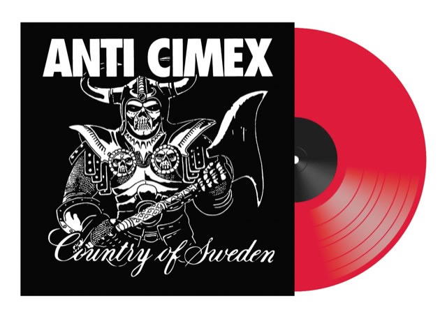 ANTI CIMEX  - Absolut Country Of Sweden