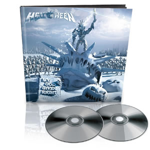 HELLOWEEN - My God-given right (Earbook)