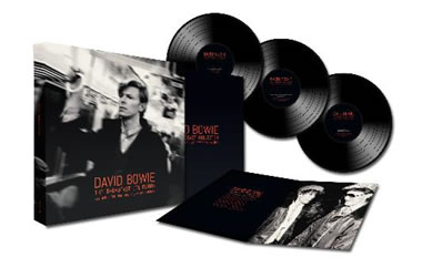 DAVID BOWIE - The Broadcast Collection