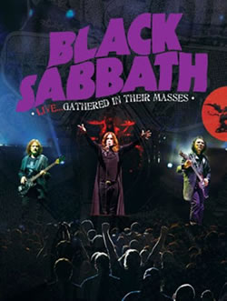 BLACK SABBATH - Black Sabbath Live...Gathered In Their Masses