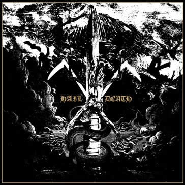 BLACK ANVIL - Hail Death
