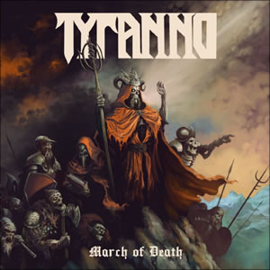 March of Death CD