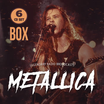 METALLICA - Box (6CD)